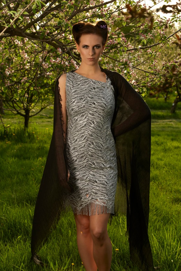 Metallic Fabrics for Spring/Summer 2013