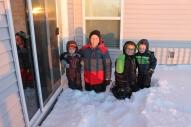 Fun in the fresh snow!!!